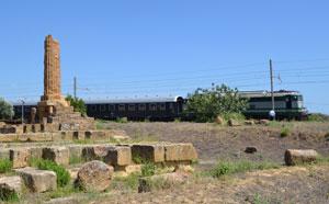 ferrovia dei templi