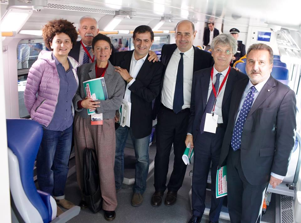 Nuovo contratto di servizio per i Pendolari tra Regione Lazio e Trenitalia